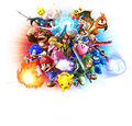 Key art (no logo) - Super Smash Bros. for Nintendo 3DS and Wii U.jpg