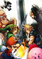 Cloud illustration - Super Smash Bros. for Nintendo 3DS and Wii U.jpg