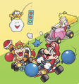 Key art - Super Mario Kart.png