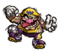 Wario - Super Mario Strikers.png