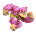 Donkey Kong (Pink) - Super Smash Bros. for Nintendo 3DS and Wii U.png