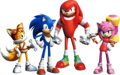 Characters - Sonic Boom.png