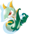 Serperior - Pokemon Rumble Rush.png