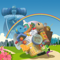 Artwork - Katamari Damacy Reroll.png