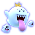 King Boo and Peepas (transparent) - Mario Party Star Rush.png