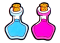 Blue and Red Potions - The Legend of Zelda.png