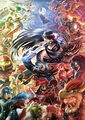 Bayonetta illustration - Super Smash Bros. for Nintendo 3DS and Wii U.jpg