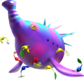 Attacking a Puffy Blowhog - Pikmin.png
