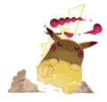 Gigantamax Pikachu (alt) - Pokemon Sword and Shield.png