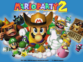 Box art - Mario Party 2.png