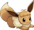 Eevee (alt 4) - Pokemon Let's Go Pikachu and Pokemon Let's Go Eevee.png