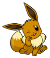 Eevee (alt 5) - Pokemon corporate.png