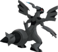 Legendary Pokemon (Zekrom) - Pokemon Black 2 and White 2.png