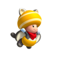 Flying Squirrel Toad - New Super Luigi U.png