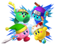 Kirby Fighters - Kirby Triple Deluxe.png