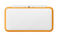 White + Orange (closed) - New Nintendo 2DS XL.png