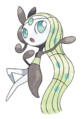 Meloetta (Aria) - Pokemon Black 2 and White 2.png