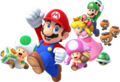 Character group (shadowless) - Mario Party Star Rush.png