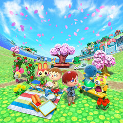 Spring from Animal Crossing: New Leaf