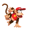 Diddy Kong (shadowless) - Super Smash Bros. for Nintendo 3DS and Wii U.png
