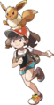 Female Player - Pokemon Let's Go Pikachu and Pokemon Lets Go Eevee.png