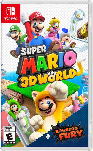 File:Box NA (pre-release alt) - Super Mario 3D World + Bowser's Fury.jpg