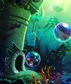 Atlantica Tower concept art - Epic Mickey Power of Illusion.jpg