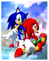 Sonic and Knuckles - Sonic Adventure.png