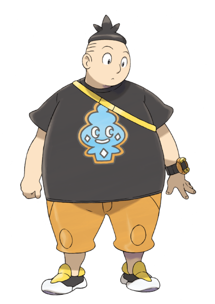 File:Tierno - Pokemon X and Y.png