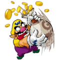 Wario (alt 2) - Wario Land Shake It.png