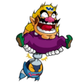 Wario (alt 3) - Wario Land Shake It.png