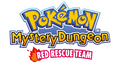 Logo EU - Pokemon Mystery Dungeon Red Rescue Team.png