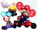 Mario and Toad in Battle Mode - Mario Kart 64.png