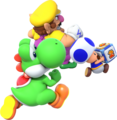 Character group (alt) (shadowless) - Mario Party Star Rush.png