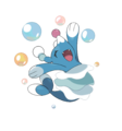Brionne (supplemental art) - Pokemon Sun and Moon.png