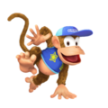 Diddy Kong (Blue) - Super Smash Bros. for Nintendo 3DS and Wii U.png