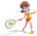 Princess Daisy - Mario Tennis Ultra Smash.png