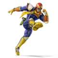 Captain Falcon - Super Smash Bros. for Nintendo 3DS and Wii U.png