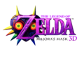 Logo EN -The Legend of Zelda Majoras Mask 3D.png