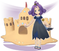 Acerola and Palossand - Pokemon Masters.png