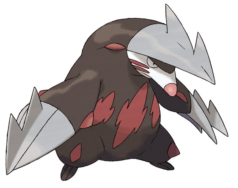 File:Excadrill - Pokemon Black and White.jpg