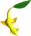 Yellow Pikmin (alt) - Pikmin.png