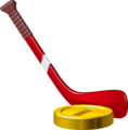 Hockey Stick - Mario Sports Mix.png