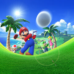 Box art for Mario Golf: World Tour