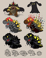 Black Bowser (concept) - Paper Mario Color Splash.png