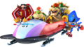 Dr. Eggman, Metal Sonic, Bowser and Bowser Jr. - Mario & Sonic at the Sochi 2014 Olympic Winter Games.png