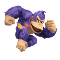 Donkey Kong (Purple) - Super Smash Bros. for Nintendo 3DS and Wii U.png