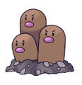 Dugtrio - Pokemon Mystery Dungeon Red and Blue Rescue Teams.jpg