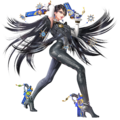 Bayonetta (shadowless) - Super Smash Bros. for Nintendo 3DS and Wii U.png