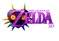 Logo EN (alt) - The Legend of Zelda Majoras Mask 3D.png